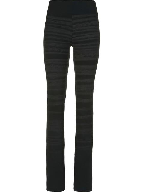 E9 W's Leg Hemp Pants black